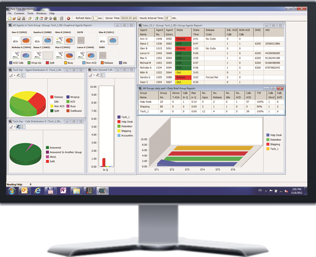 Aeonix Contact Center Integration with Leading CRM Systems